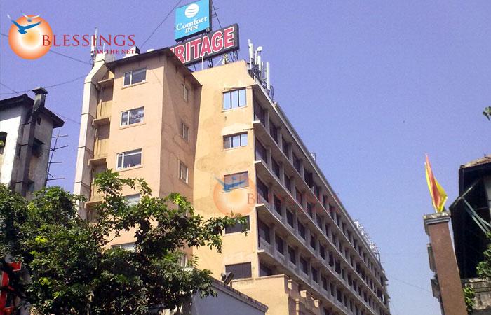 Comfort Inn Hotel Heritage
