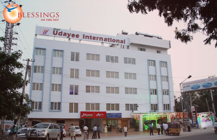 Udayee International Tirupati