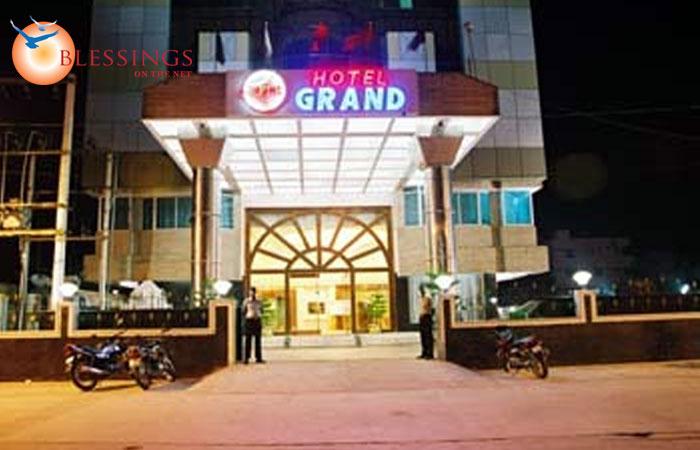 Hotel PLR Grand Tirupati