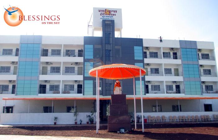 Sai Krupa hotel Kaka