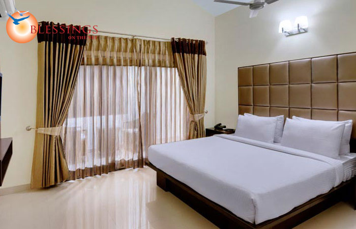 The Golden Palms, Hotel and Spa Calangute
