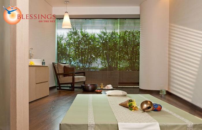 Heavenly Spa - Thai Treatment Room