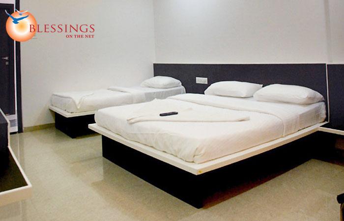Executive Triple Bed Non A/c
