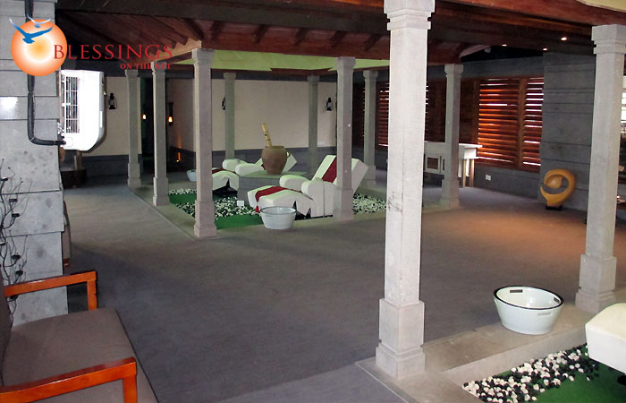 St.Laurn Meditation and Spa