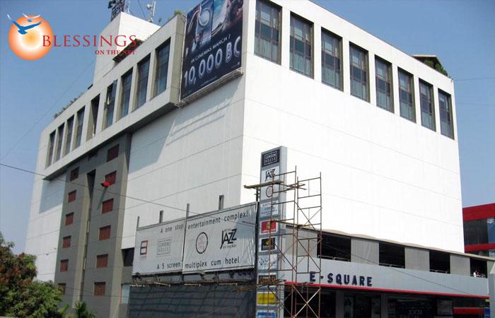 The E-Square Hotel, Pune