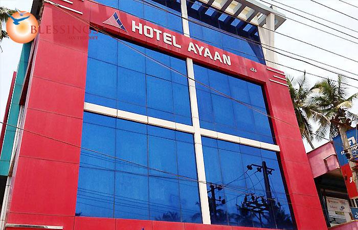 Ayaan comforts hotels near krishna temple udupi karnataka for Ayaan indian cuisine