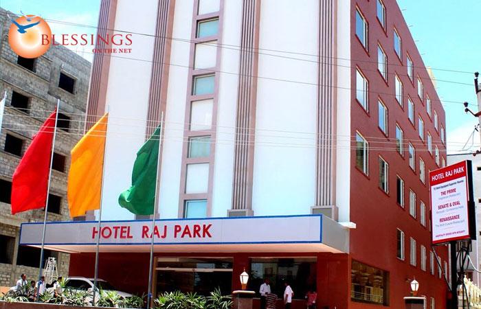 Raj Park Tirupati