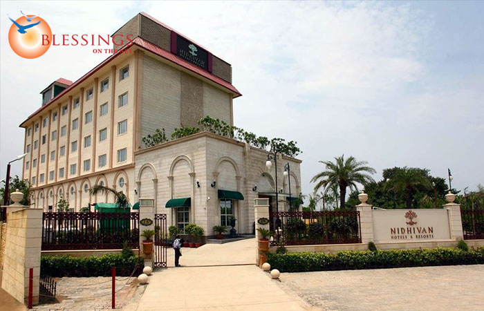Nidhivan Hotels And Resorts, Mathura