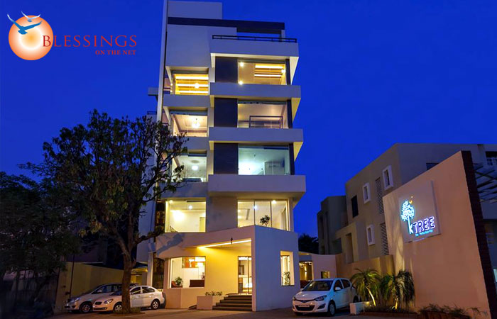 Hotel K Tree, Kolhapur