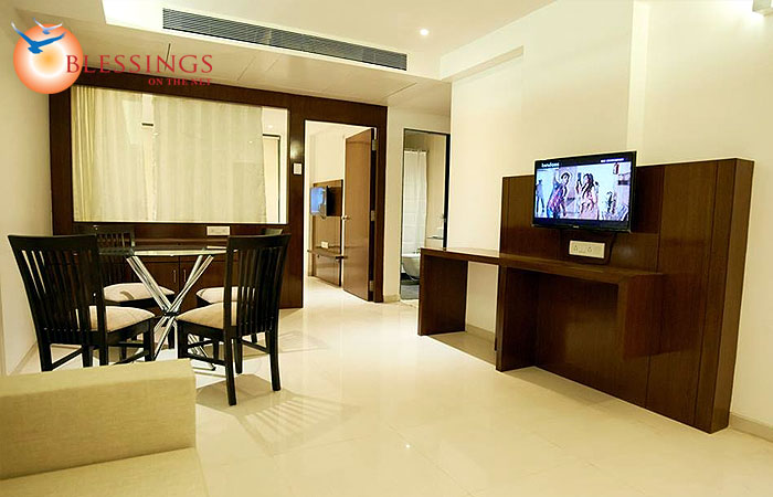 Hotel G Square, Shirdi