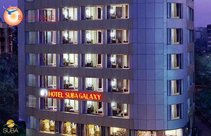 Hotel Suba Galaxy Andheri