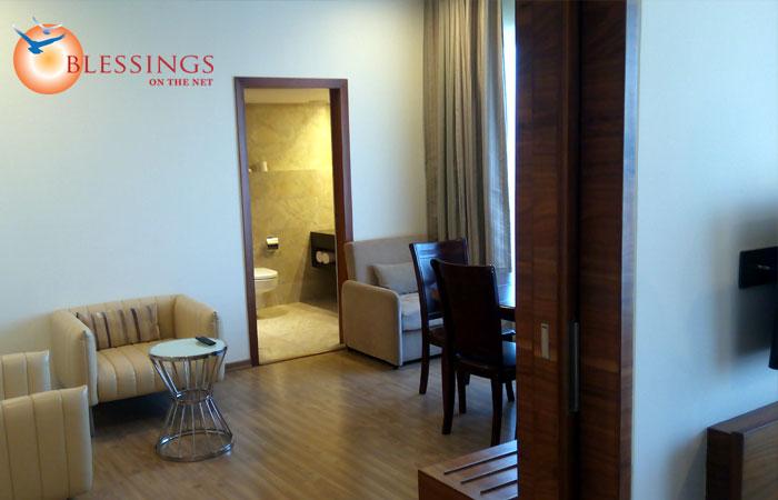 Keys Suite Room