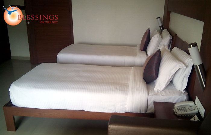 Pavilions Twin Bed