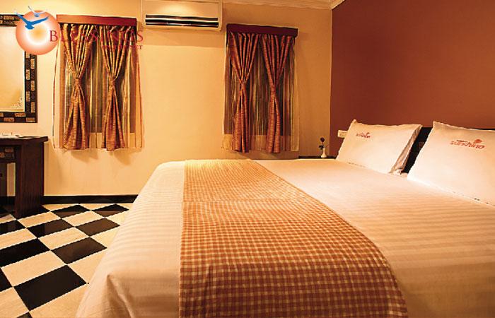 Meenakshi's Sunshine Hotel, Madurai