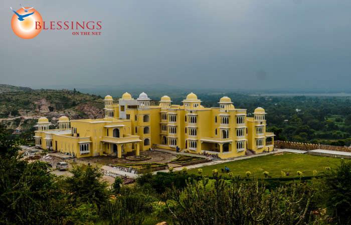 JüSTa Nathdwara Resort