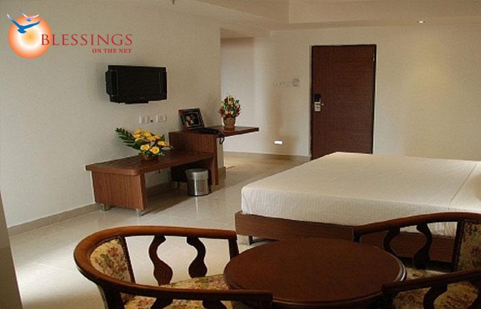 Hotel Milestonnez, Kanchipuram
