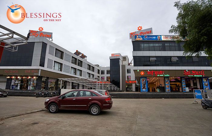 Hotel City Point, Shirdi