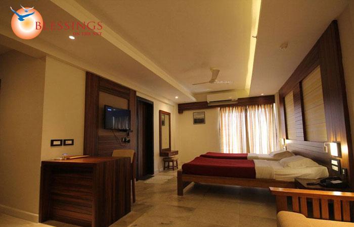 Hotel Madhuvan Serai, Manipal