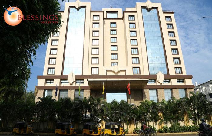 Hotels Near Tirupati Balaji Andhra Pradesh