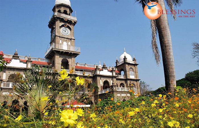 The Shalini Palace