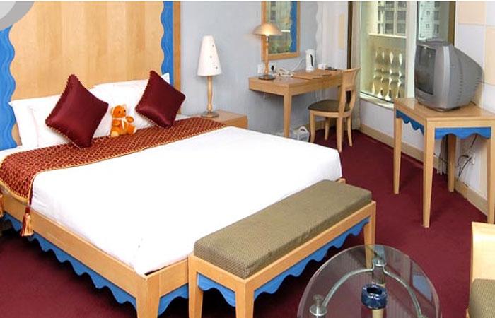 hotel as rodas: