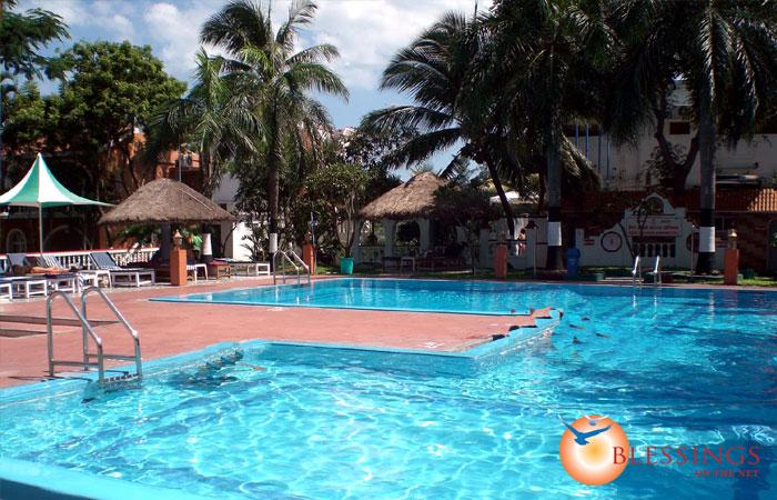 Ideal Beach Resort Hotel Mahabalipuram