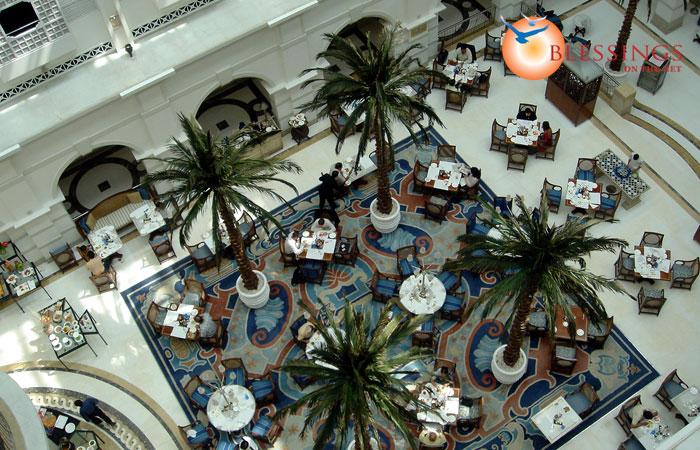 ITC Hotel Grand Maratha Sheraton