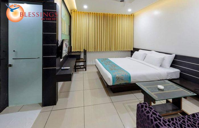 Hotel Radiant, Kolhapur