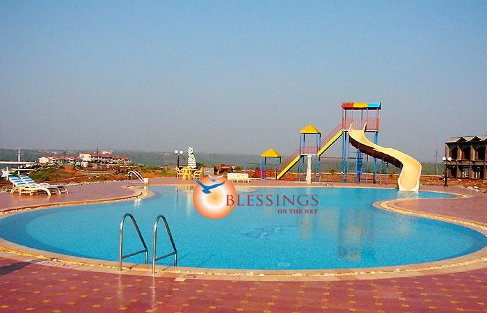 Kohinoor Samudra Beach Resort Kohinoor Samudra Beach Resort