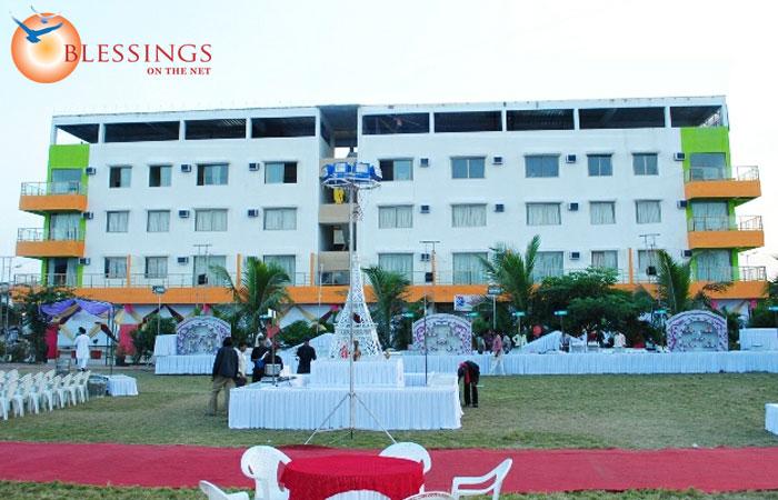 Hotel Icchapurti Sai Residency Shirdi