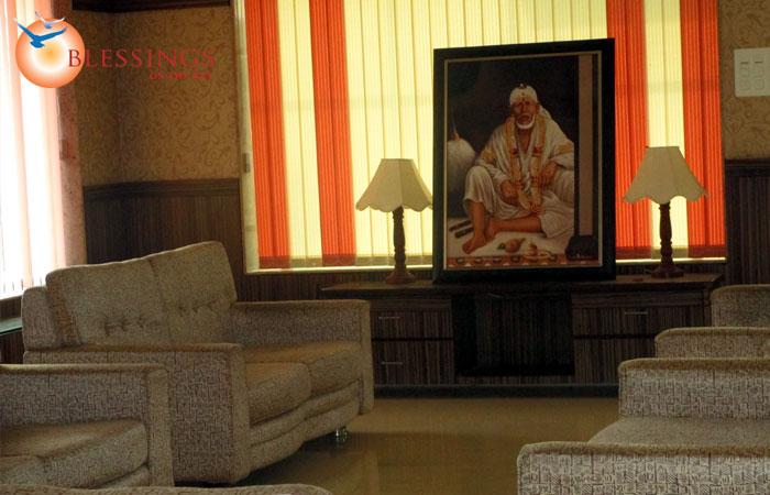 Hotel Ganpati Palace Shirdi