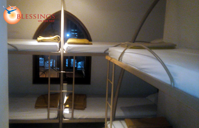 12  Bed Dormitory