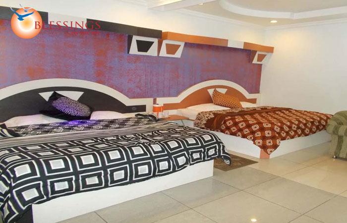 Hotel Meridian Palace, Jammu
