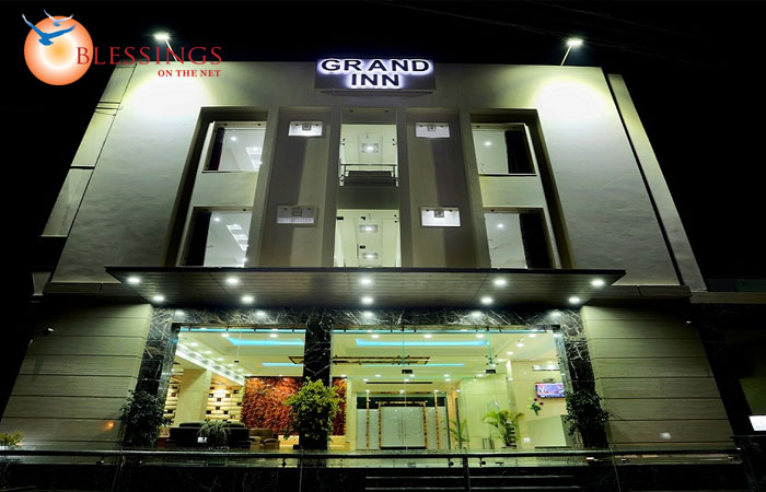 Hotel The Grand Inn, Jammu