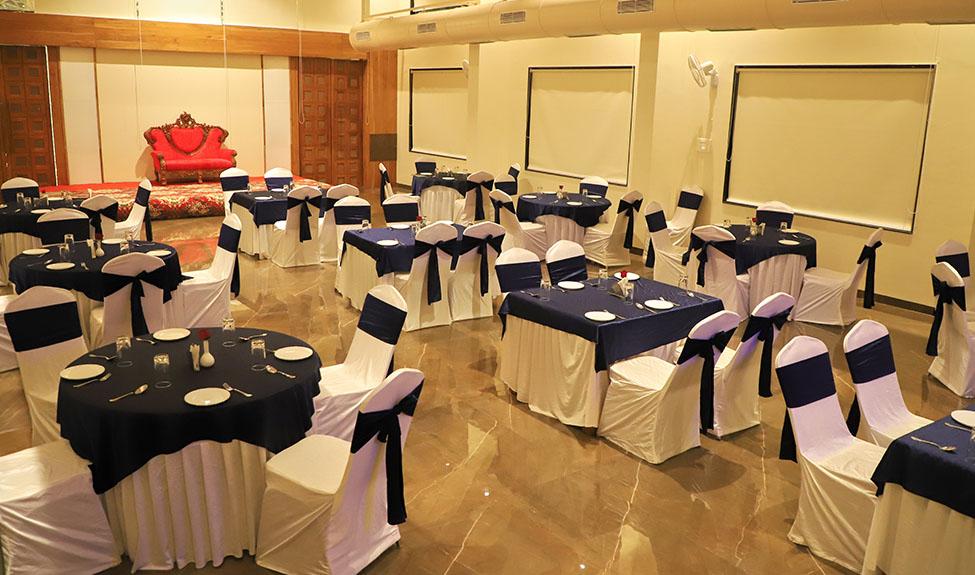 Banquet A/C Halls