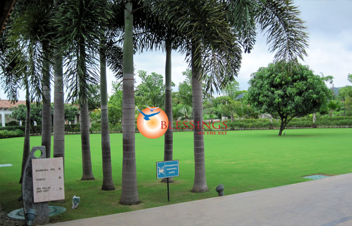 Radisson Resort And Spa, Alibaug