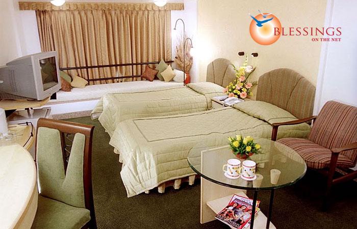 Hotel Kohinoor Continental Andheri