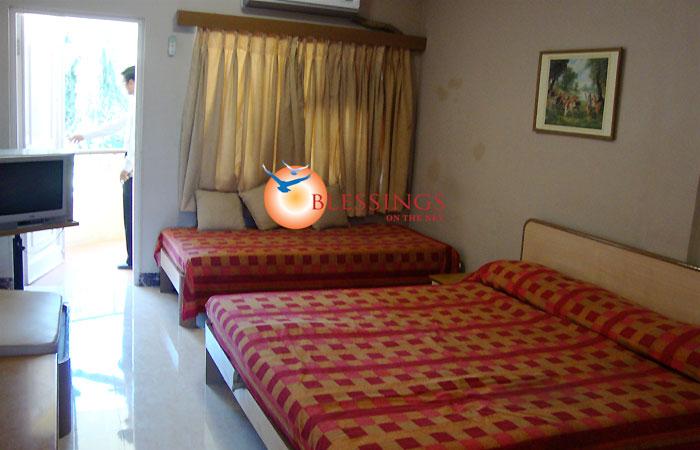 Villa A/C Room :