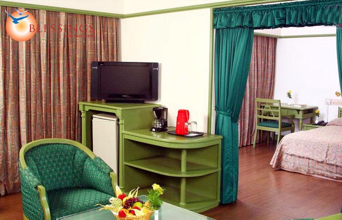 Fort Gate Hotel Guruvayoor