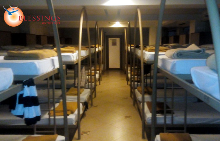 36 Bed Dormitory