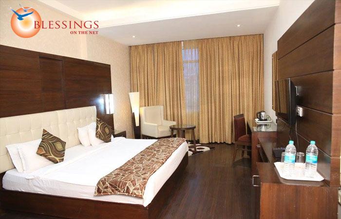 hotel room types