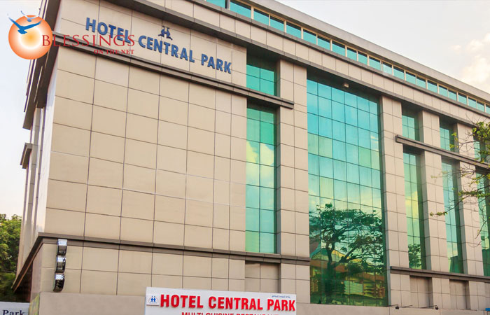 Hotel Central Park, Hyderabad