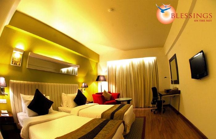 The Gateway Hotel Vijaywada Contact