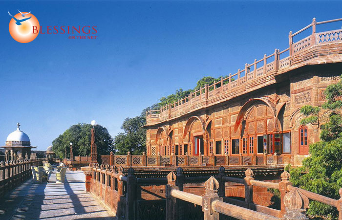 Bal Samand Lake Palace