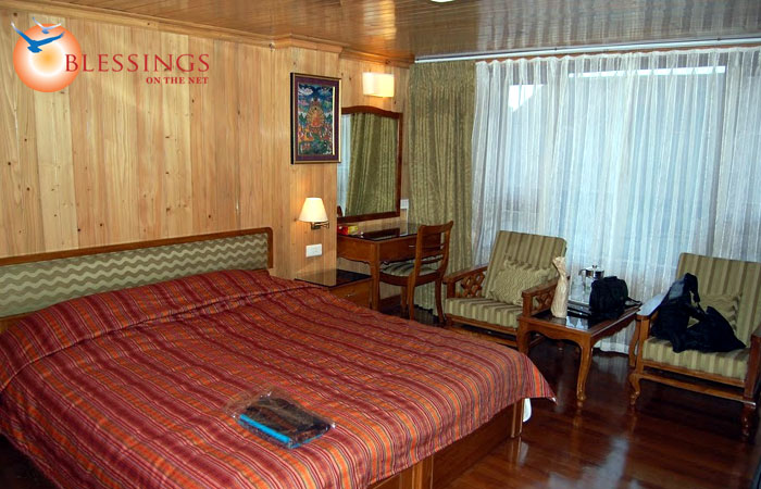 Central Heritage Resort And Spa Darjeeling Contact Number