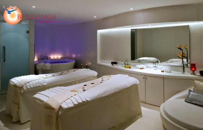 Aura Spa - Theraphy Room