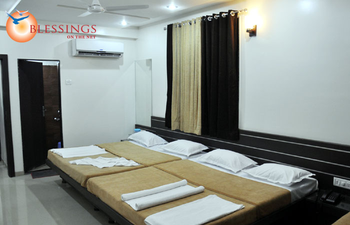 Five Bed .AC Room