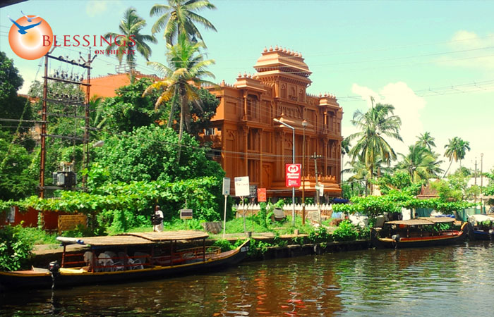 Haveli Backwater Resorts, Alleppey