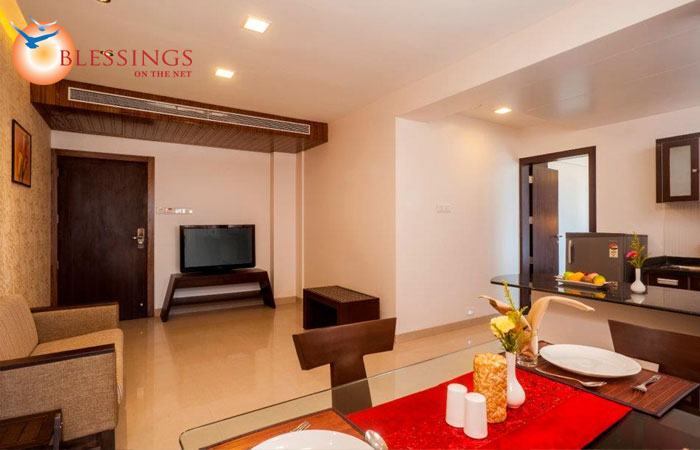 Vinstar Serviced Apartments, Pune