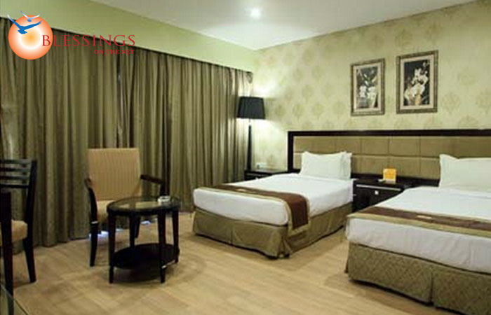 The Platinum Hotel, Hyderabad